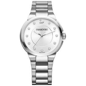 Zegarek Swarovski • City Simple White Bracelet Watch 5181632