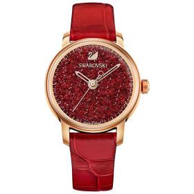 Zegarek Swarovski • Crystalline Hours Watch, Red 5295380