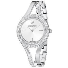 Zegarek Swarovski • Eternal Watch, Metal bracelet, White, Silver tone 5377545
