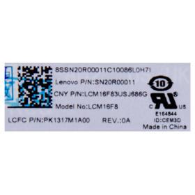 Klawisz CYFRA 9 Lenovo Y530 Y540 red