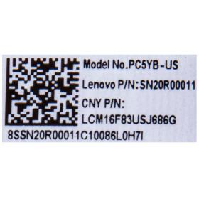 Klawisz P Lenovo Y530 Y540 red
