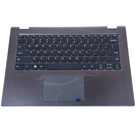 Palmrest klawiatura Lenovo Flex 5 Yoga 520 14 szary