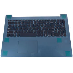 Palmrest klawiatura Lenovo IdeaPad 320 15 niebieski