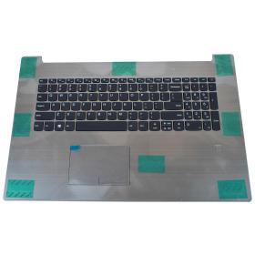 Palmrest klawiatura czytnik linii Lenovo 320 330 17 IKB srebrny