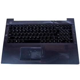 Palmrest klawiatura touchpad Lenovo IdeaPad 510 15 czarna