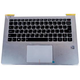 Palmrest klawiatura Lenovo IdeaPad 710s 13 PLUS srebrny