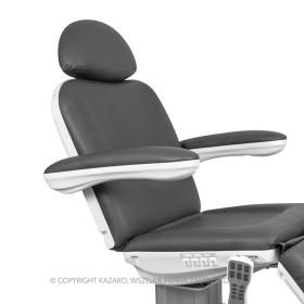 Fotel kosmetyczny UNICO grafit