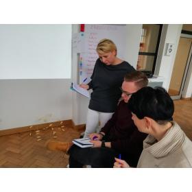 Szkolenia dla menedżerów/liderów Rozwiń skrzydła