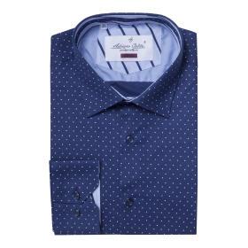 Koszula męska 10203 guzik slim