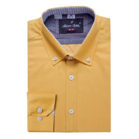 Koszula męska 83518 guzik slim