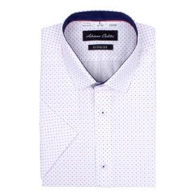 Koszula męska 30319203W krótki rękaw klasyczna