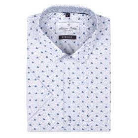 Koszula męska 30519503W krótki rękaw klasyczna