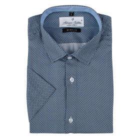 Koszula męska 30719001W krótki rękaw klasyczna