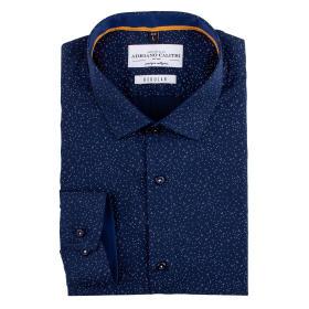 Koszula męska 61219001W długi rękaw klasyczna