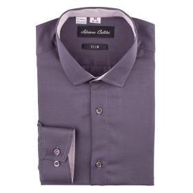 Koszula męska 90220507 długi rękaw slim